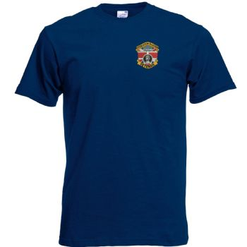 Operation Banner Embroidered T-shirt